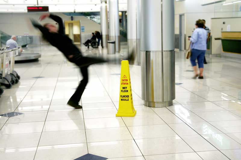 How to Select a Slip and Fall Lawyer
